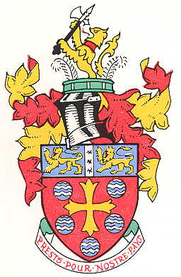 Arms (crest) of Welton