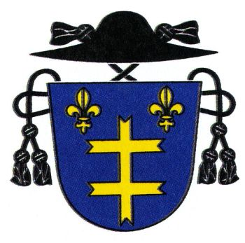 Arms (crest) of Decanate of Topoľčany