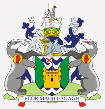 Arms (crest) of Fermanagh (county)