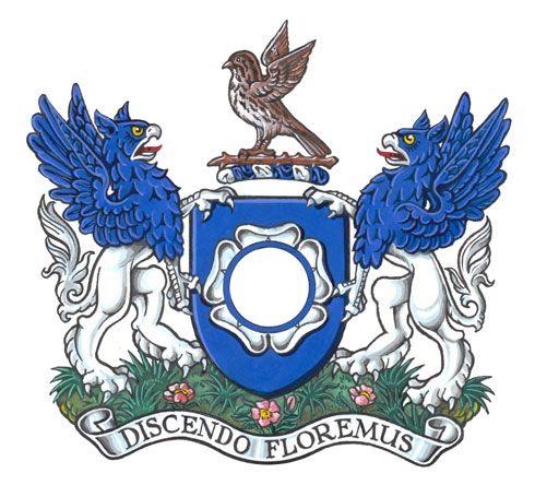 Grant Macewan University Coat Of Arms Crest Of Grant Macewan
