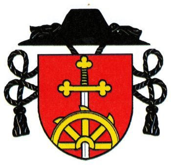 Arms of Parish of Dechtice