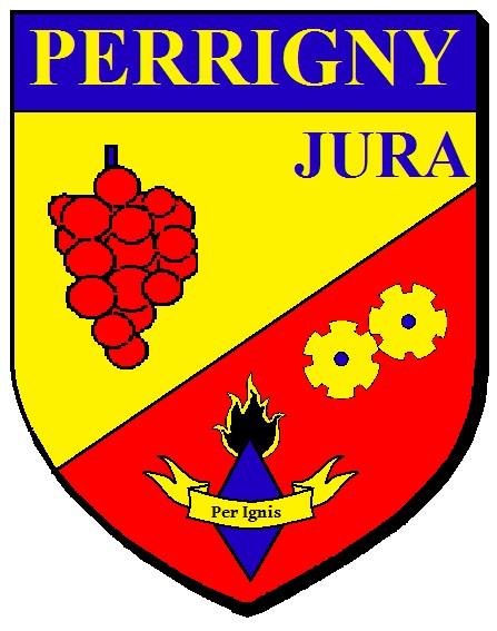 Perrigny Jura Blason De Perrigny Jura Armoiries Coat Of Arms Crest Of Perrigny Jura