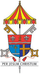 Arms (crest) of Cathedral Basilica of Saint Louis, St. Louis