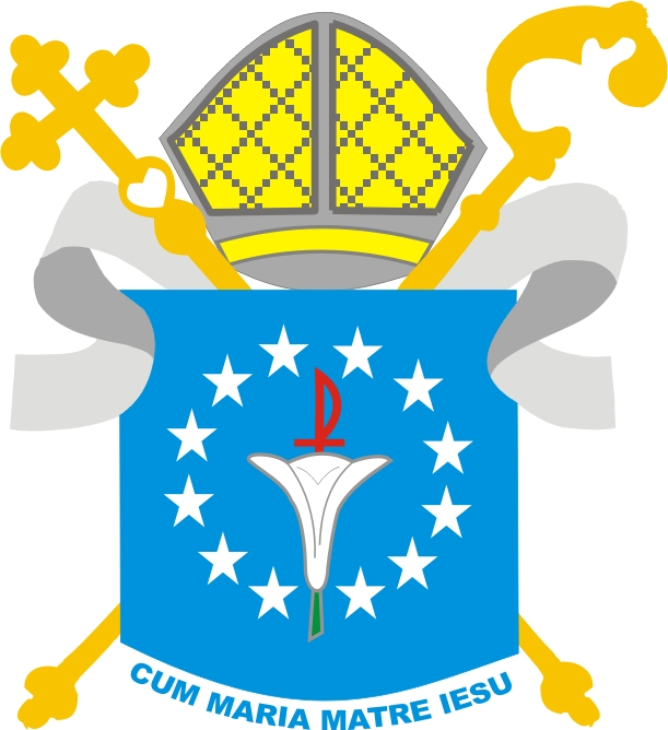Arms (crest) of Diocese of Nazaré