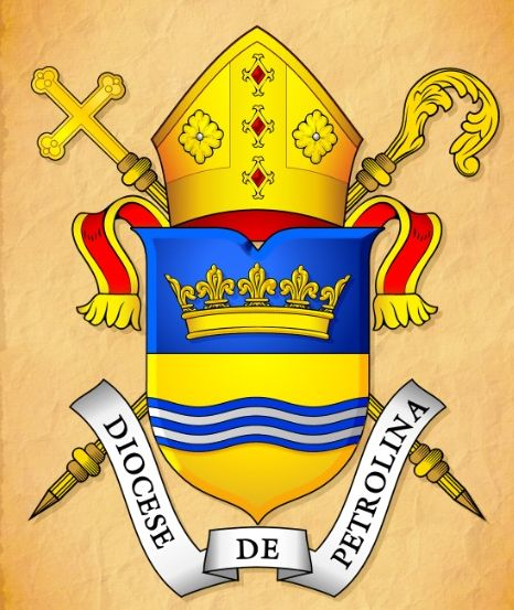 Arms (crest) of Diocese of Petrolina
