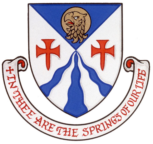 Arms of Parish of St. John's, Cambridge