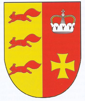 Arms (crest) of Akciabarsky