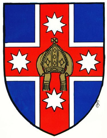 Anglican Church Of Australia Coat Of Arms Crest Of Anglican