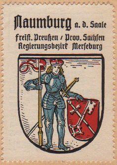 Singel i Naumburg Saale