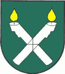 Sankt Blasen - Wappen von Sankt Blasen (coat of arms, crest)
