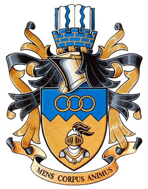 Balmoral junior secondary school - Coat of arms (crest) of