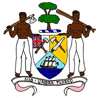 National Arms of Belize