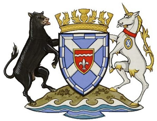 Arms (crest) of Tayside