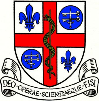 Arms of Luton and Dunstable University Hospital