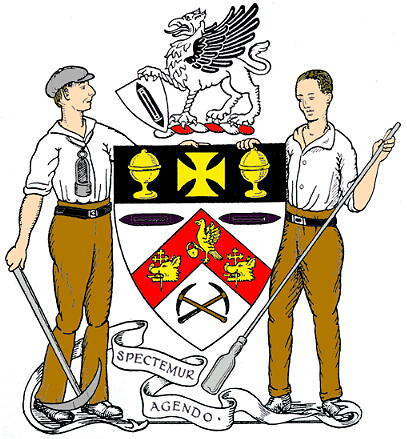 Arms (crest) of Barnsley