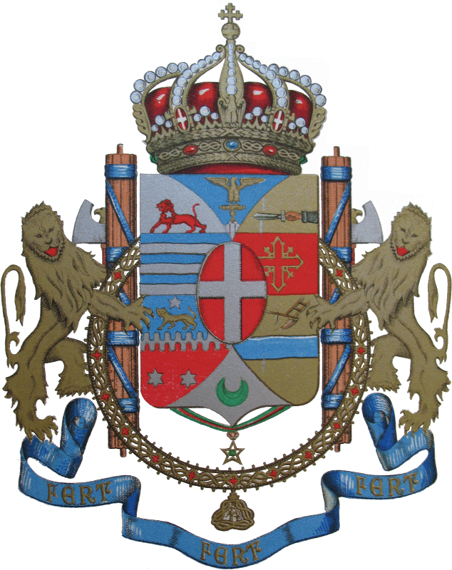 Arms (crest) of Italian East Africa