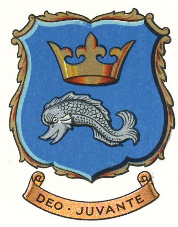 Arms (crest) of King's School, Bruton