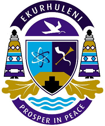 Arms (crest) of Ekurhuleni