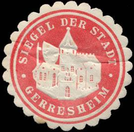 Seal of Gerresheim