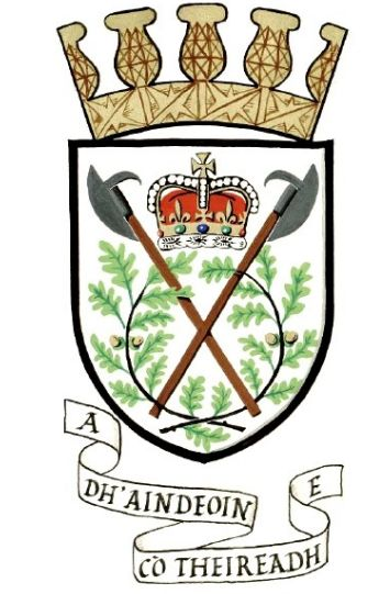 Arms (crest) of Lochaber