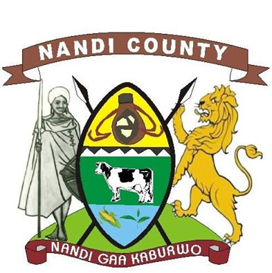 Arms of Nandi county