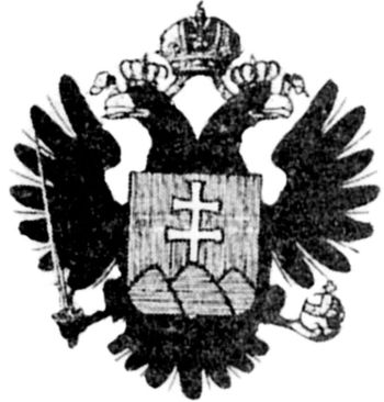 National Arms of Slovakia - Erb - coat of arms - crest of National