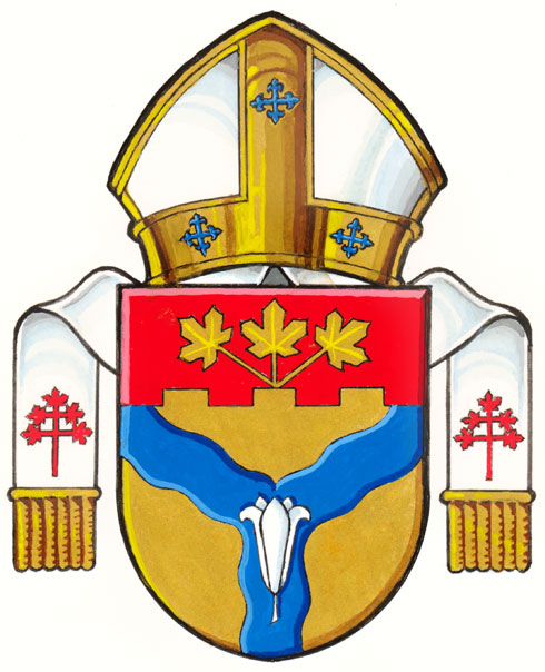 Arms (crest) of Archdiocese of Winnipeg