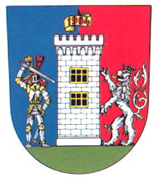Arms of Liblín