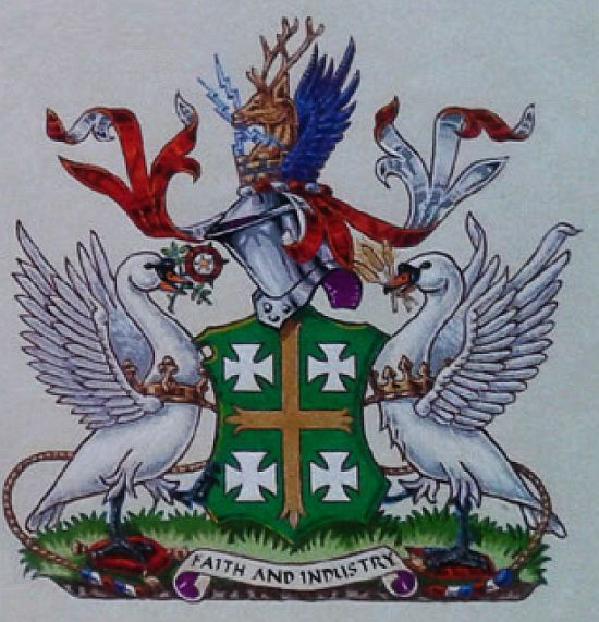 Arms (crest) of Abingdon