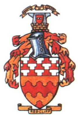 Arms of Redcliff