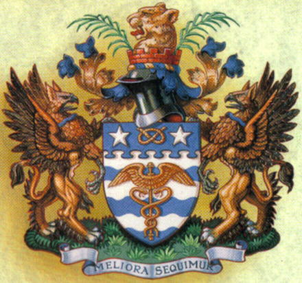 Arms (crest) of Brisbane