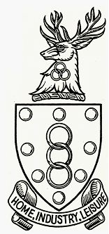 Arms of Bracknell Development Corporation