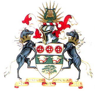 Arms (crest) of Dandenong
