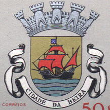 Arms (crest) of Beira (Mozambique)