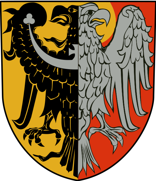Arms of Oleśnica (county)