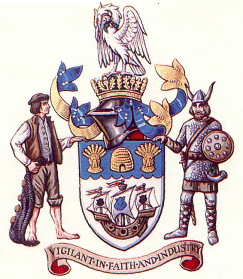 Arms (crest) of Cleethorpes