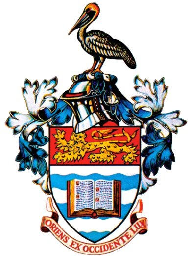 Arms of University of the West-Indies
