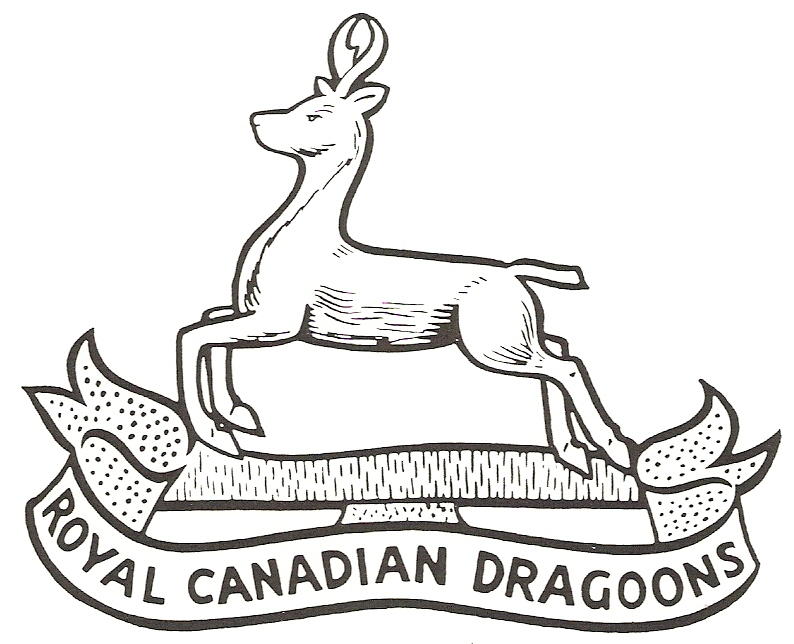 File:Royal Canadian Dragoons, Canadian Army jpg - Heraldry
