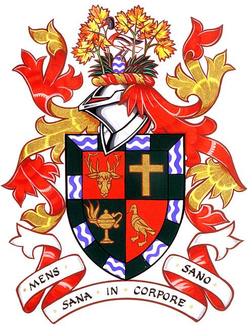 Lakefield College School - Coat of arms (crest) of Lakefield