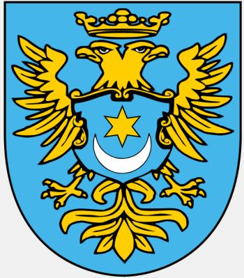 Arms of Przeworsk (county)