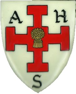 Coat of arms (crest) of All Hallows Catholic College (Macclesfield)