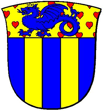 Arms of Maribo Amt