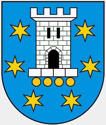Arms of Pleszew (county)