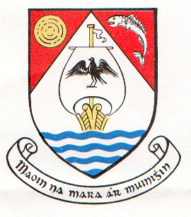 Arms (crest) of Arklow