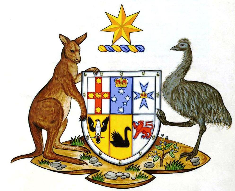 South australia coat of arms crest of south australia biocorpaavc Choice Image