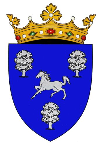 Coat of arms of Nisporeni (district)