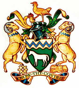 West Wiltshire Coat Of Arms Crest Of West Wiltshire