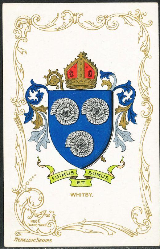 Whitbys byvåpen