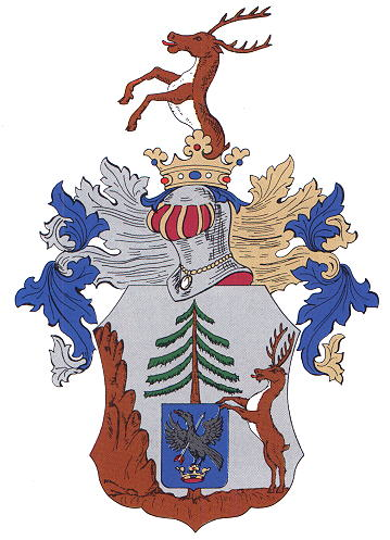 Arms of Trencsén Province