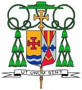 Joseph Nunzio Latino - Arms (crest) of Joseph Nunzio Latino